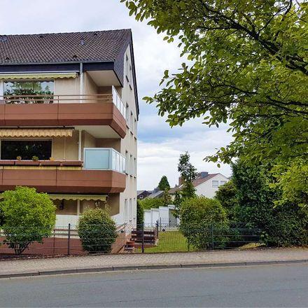 Rent this 3 bed apartment on Engelbertstraße 105 in 59755 Hüsten, Germany