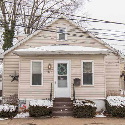 Rent this 3 bed house on 1148 6th Avenue in Bristol, PA 19007
