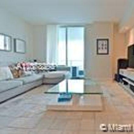 Rent this 3 bed condo on 2101 Brickell Avenue in Miami, FL 33129