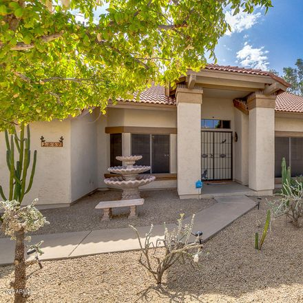 Rent this 4 bed house on 2647 East Kenwood Street in Mesa, AZ 85213