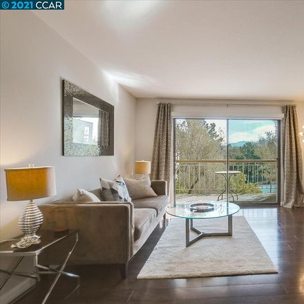 Rent this 2 bed condo on 410 North Civic Drive in Walnut Creek, CA 94596