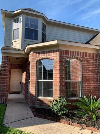 Rent this 4 bed apartment on 19337 Camellia Knoll Trail in Barker, TX 77084