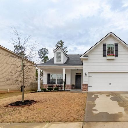 Rent this 4 bed house on Whispering Willow Way in Grovetown, GA