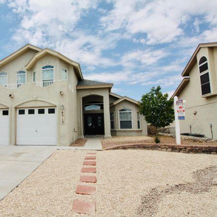 4 Bed Apartment At 6513 Kenmore Street El Paso Tx 79932 Usa