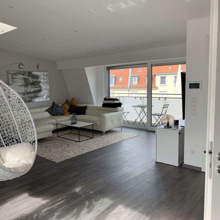 Rent this 2 bed condo on Frankfurt in Nied, HESSE