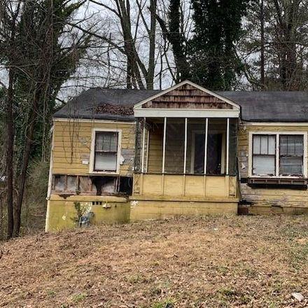 Rent this 2 bed house on 742 Cedar Avenue Northwest in Atlanta, GA 30318