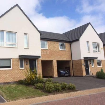 Rent this 3 bed house on Vickers Close in Gedling NG4 4LN, United Kingdom