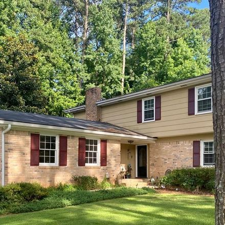 Rent this 4 bed house on 4815 Coldstream Drive in Dunwoody, GA 30360
