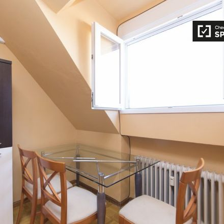 Rent this 1 bed apartment on Calle Doctor Ulecia in 28334 Pozuelo de Alarcón, Spain