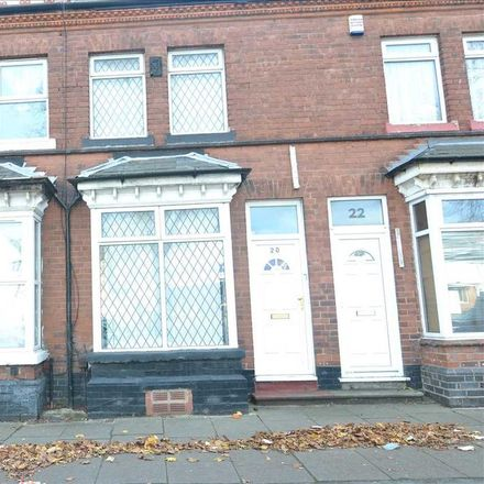 Rent this 1 bed room on Marsh Hill in Upper Witton B23 7EP, United Kingdom