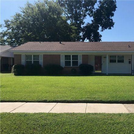 Rent this 3 bed house on 2859 Alvin Lane in Shreveport, LA 71104