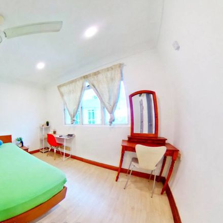 Rent this 1 bed apartment on 633 Residency in Jalan Tebing, Brickfields
