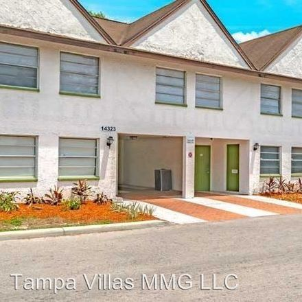 Rent this 2 bed apartment on 958 East 142nd Avenue in Nowatney, FL 33613