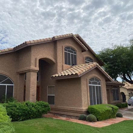 Rent this 3 bed house on 16237 South 13th Street in Phoenix, AZ 85048