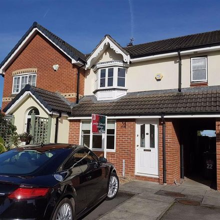 Rent this 2 bed house on 33 Chamberlain Drive in Dean Row SK9 2SN, United Kingdom