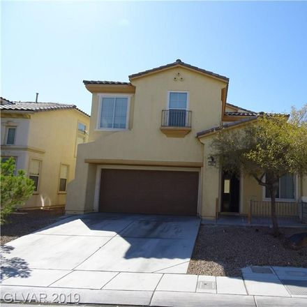 Rent this 4 bed house on Stearman Dr in North Las Vegas, NV