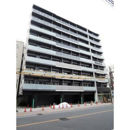 Rent this 1 bed apartment on Seven-Eleven in Hikifunegawa-dori, Kinshi