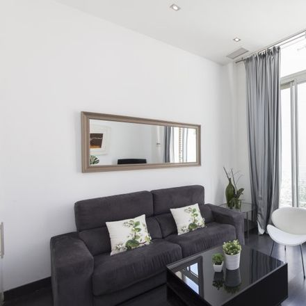 Rent this 1 bed apartment on Calle de Hortaleza in 42, 28004 Madrid