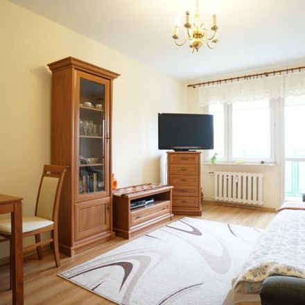 Rent this 3 bed apartment on Fryderyka Chopina in 71-457 Szczecin, Poland