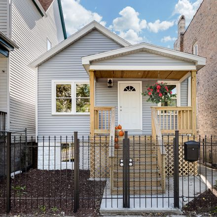 Rent this 3 bed house on 529 East 46th Street in Chicago, IL 60653