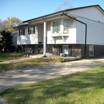 Rent this 3 bed house on 1324 East 156th Street in South Holland, IL 60473