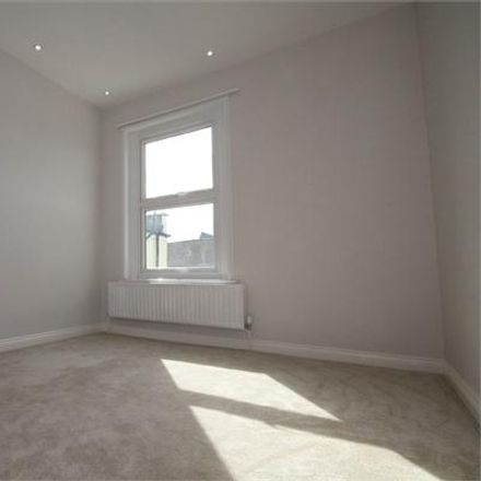 Rent this 2 bed apartment on Huddlestone Road in London NW2 5DU, United Kingdom