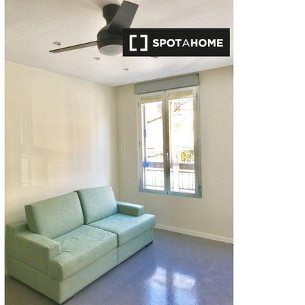 Rent this 1 bed apartment on Calle del Alcalde Sáinz de Baranda in 14, 28009 Madrid