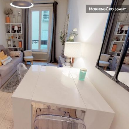 Rent this 1 bed apartment on 39 Rue de Chazelles in 75017 Paris, France