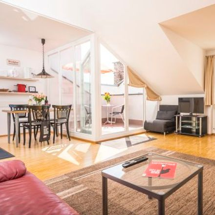 Rent this 3 bed apartment on Ferchergasse 19 in 1170 Vienna, Austria