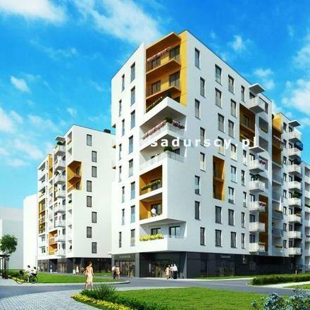 Rent this 1 bed apartment on Generała Henryka Kamieńskiego in 30-633 Krakow, Poland