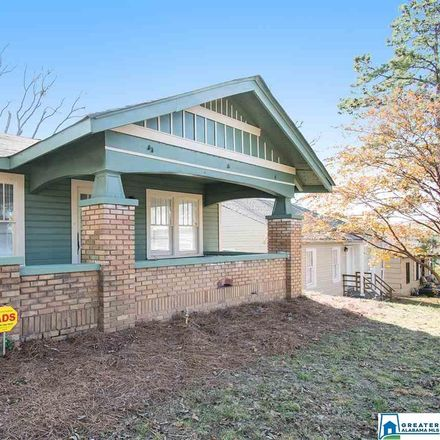 Rent this 3 bed house on 7th Court in Birmingham, AL 35224