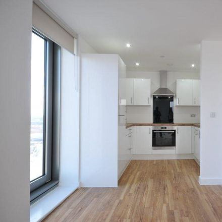 Rent this 2 bed apartment on Harbour City in The Quays, Salford M50 3SA