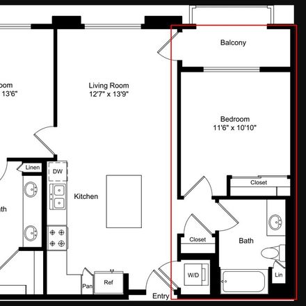 Rent this 1 bed room on The Alton in 2501 Alton Parkway, Irvine