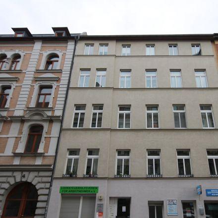 """Rent this 2 bed apartment on Kleingartenanlage """"An der Johanneskirche"""" e.V. in Saale Scooter, Liebenauer Straße 5"""