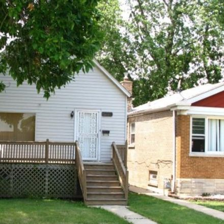 Rent this 4 bed house on South Wood Street in Calumet Park, IL 60827