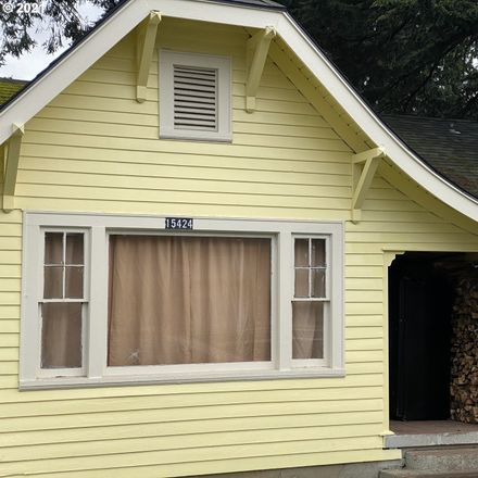 Rent this 3 bed house on 15424 Southeast Stark Street in Portland, OR 97233