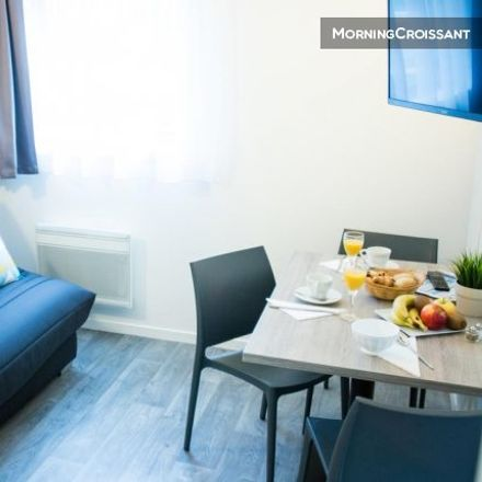 Rent this 1 bed apartment on Appart City in Rue Paul Deplante, 33700 Mérignac