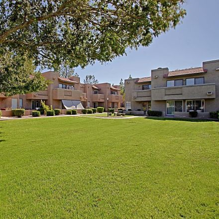 Rent this 1 bed apartment on 985 North Granite Reef Road in Scottsdale, AZ 85257
