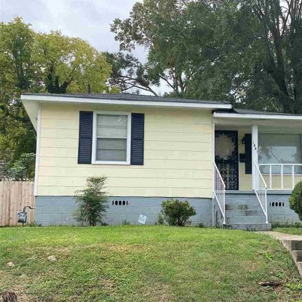 Rent this 2 bed house on 29th Street in Birmingham, AL 35218