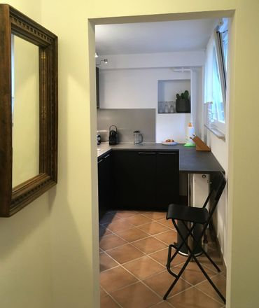 Rent this 1 bed apartment on Fichtestraße 6a in 50996 Cologne, Germany