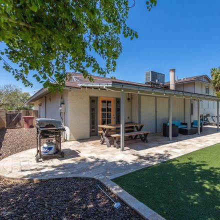 Rent this 4 bed house on 3901 North 86th Street in Scottsdale, AZ 85251
