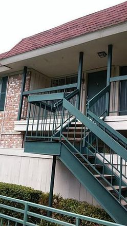 Rent this 1 bed apartment on Candlewood Lane in Houston, TX 77057