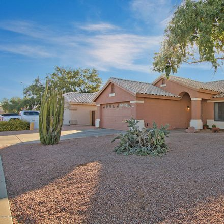 Rent this 3 bed house on 2393 East Longhorn Place in Chandler, AZ 85286