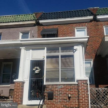Rent this 3 bed townhouse on 307 Millington Avenue in Baltimore, MD 21223