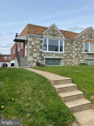 Rent this 3 bed townhouse on 8908 Brous Avenue in Philadelphia, PA 19152