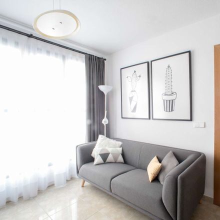 Rent this 1 bed apartment on Carrer del Serpis