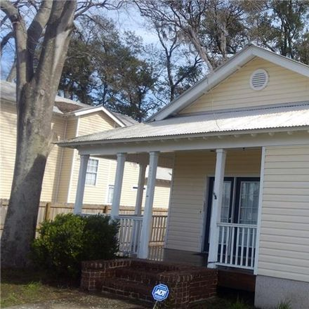 Rent this 3 bed house on 2810 Whatley Ave in Savannah, GA