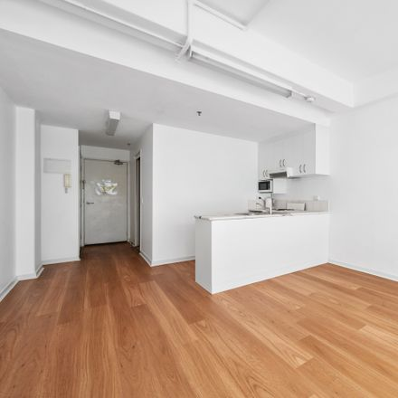 Rent this 1 bed apartment on 414/408 Lonsdale Street