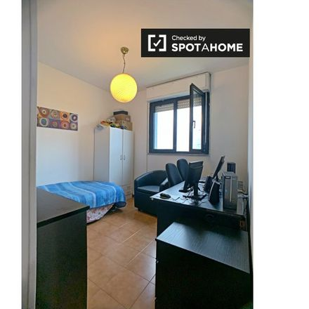 Rent this 2 bed apartment on Via Benozzo Gozzoli in 20152 Milan Milan, Italy