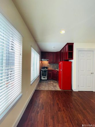 Rent this 1 bed apartment on 1670 McAllister Street in San Francisco, CA 94115-4620